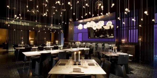 نورپردازی رستوران نور پردازی رستوران