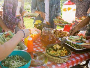 ۵ غذای تابستانی ساده