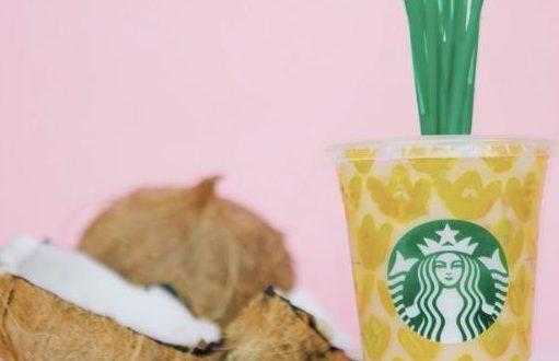 دمنوش چای استارباکس