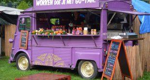 کامیون سیار غذا