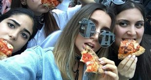 پیتزای معذرت خواهی