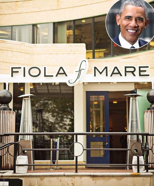 رستوران فیولا میر- رستورانهای محبوب
