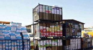 مواد غذایی مورد نیاز افراد زلزله زده