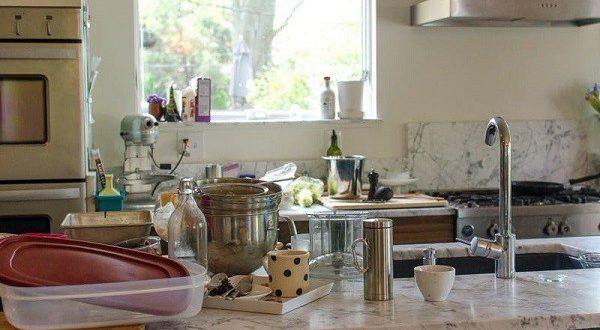 نظم دادن به آشپزخانه