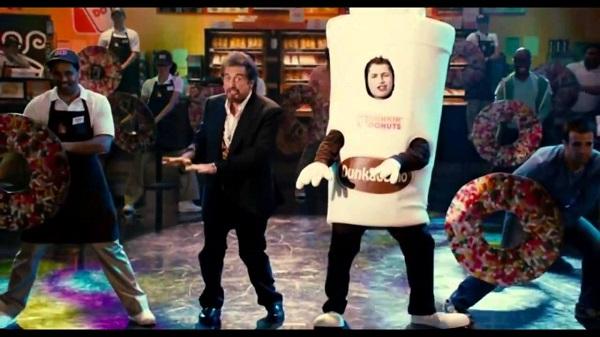 تبلیغات تلویزیونی خوشمزه با آلپاچینو