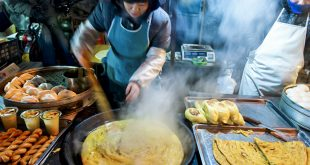 جیانبینگ خیابان صبحانه