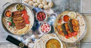 رستوران ایرانی شاخص