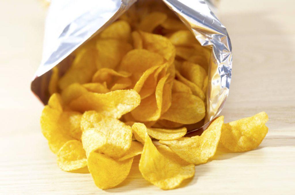 خوراکی پر مصرف