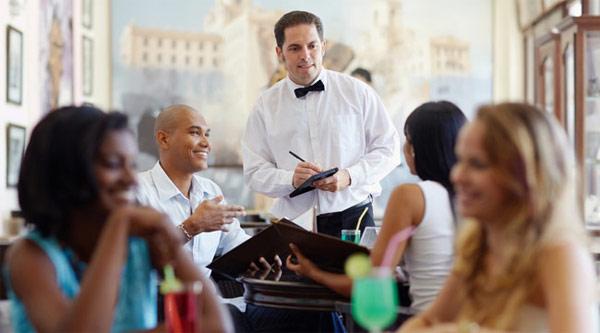 مدیریت مبانی رستوران و کافه