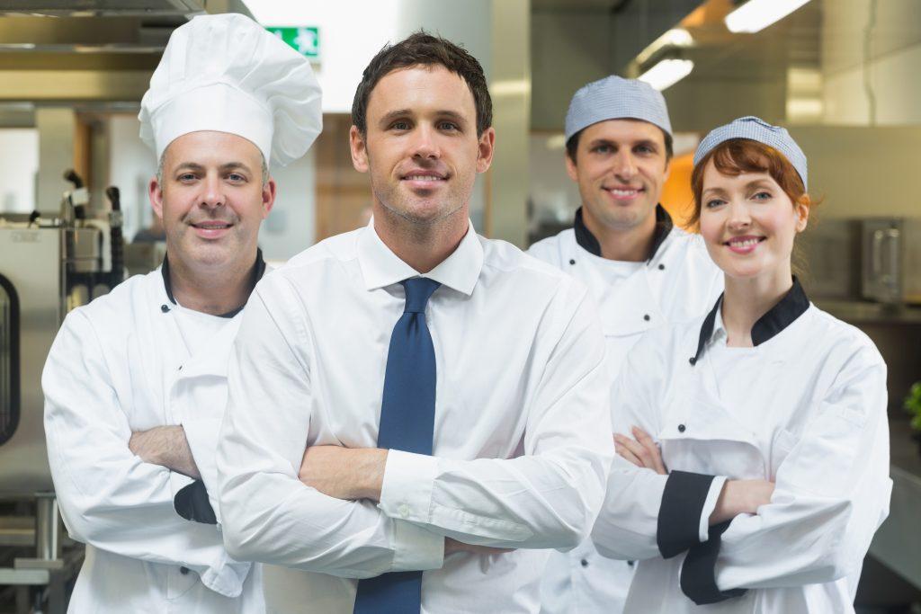 مدیریت منابع انسانی در رستوران