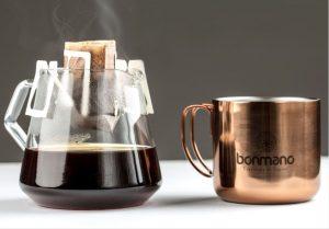 قهوه بن مانو ، مدرن ترین و جذاب ترین قهوه در ایران