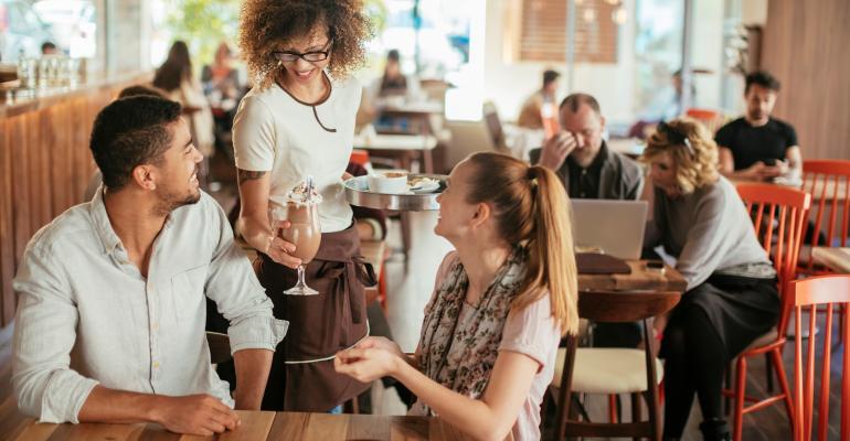 استراتژی نامتجاری رستوران