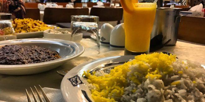 بهترین رستورانهای اصفهان شاخص