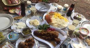 کمیپن نوروزی فیدیلیو ، سفر به بهترین رستورانهای مشهد