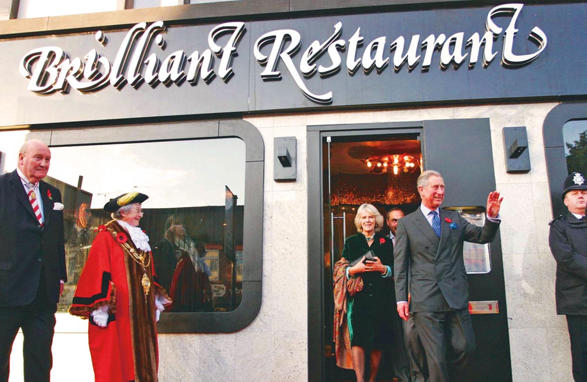 رستورانهای محبوب خانواده سلطنتی