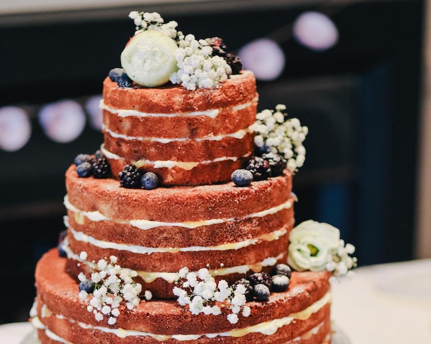 راز داستان کیک عروسی