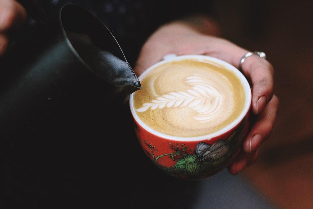 قهوه لته