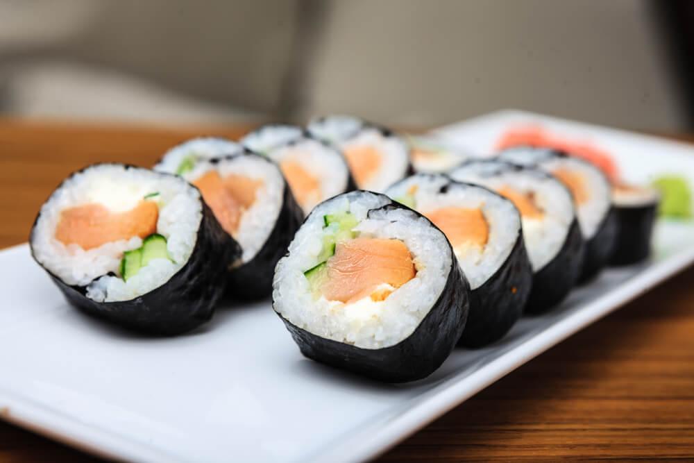 محبوب ترین غذاهای جهان سوشی