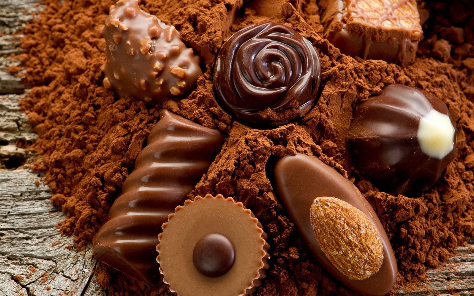 محبوب ترین غذاهای جهان شکلات