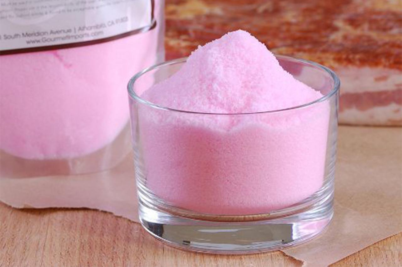 معرفی انواع نمک نمک هیمالیا