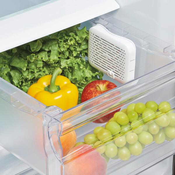 نگهداری میوه و سبزیجات تازه ، استفاده از کشو های کریسپر
