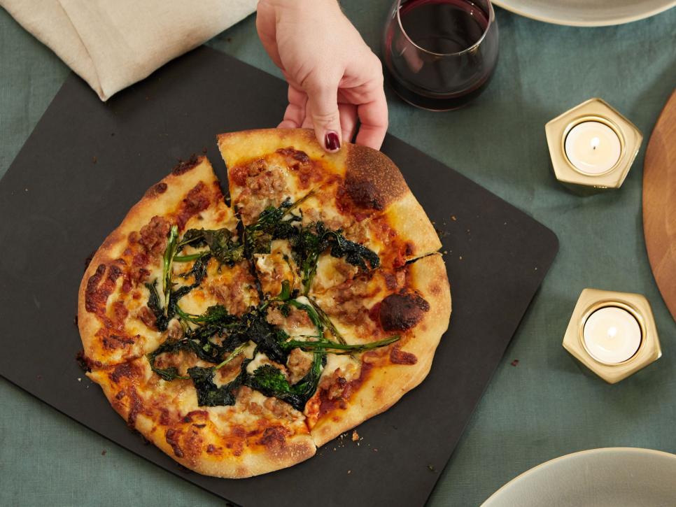 فوت و فن های پخت پیتزا