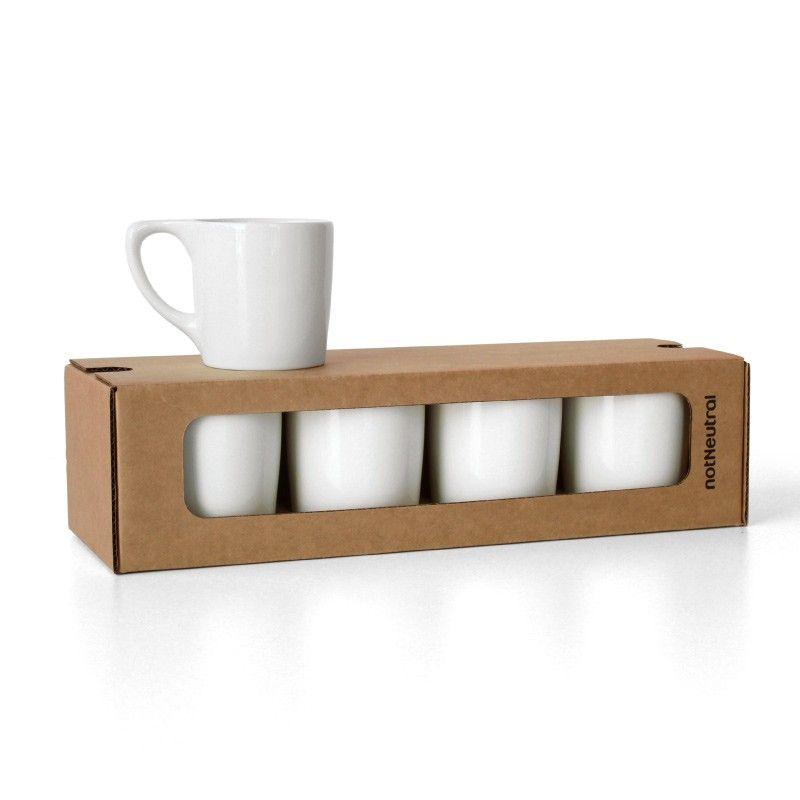 ستهای چهارتایی لیوان قهوه هدیه ای فوق العاده به عاشقان قهوه
