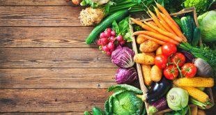 روش صحیح نگهداری از سبزیجات و میوه ها