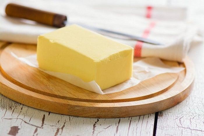 ترفند شیرینی پزی، استفاده از کره محلی