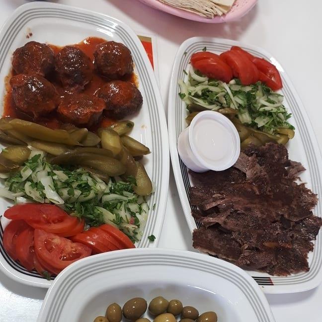غذای ترکی (رستوران احمد بی)
