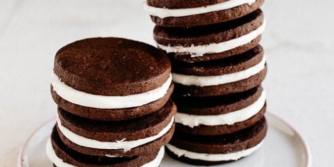 طرز تهیه شیرینی شکلاتی ساندویچی یک روش عالی برای تشویق بچه ها برای رفتن به مدرسه