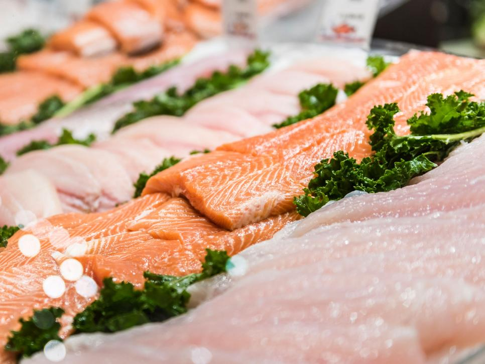 تقویت سیستم ایمنی و غذاهای دریایی
