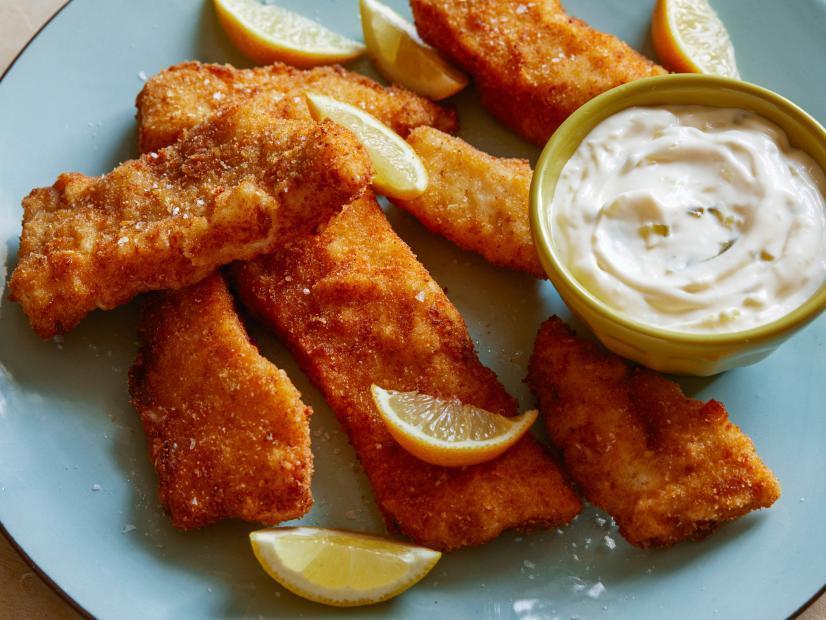 طرز تهیه ماهی ، روش های سرخ کردن ماهی