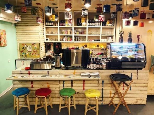 10 کافه دانشجویی برتر تهران، کافه کارگاه