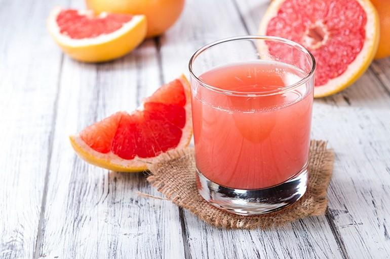 میوه های قرمز ، گریپ فروت ، کاهش کلسترول خون