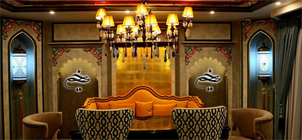کافه رستوران خیمه