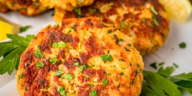طرز تهیه کوکوی تن ماهی غذایی سریع و سالم