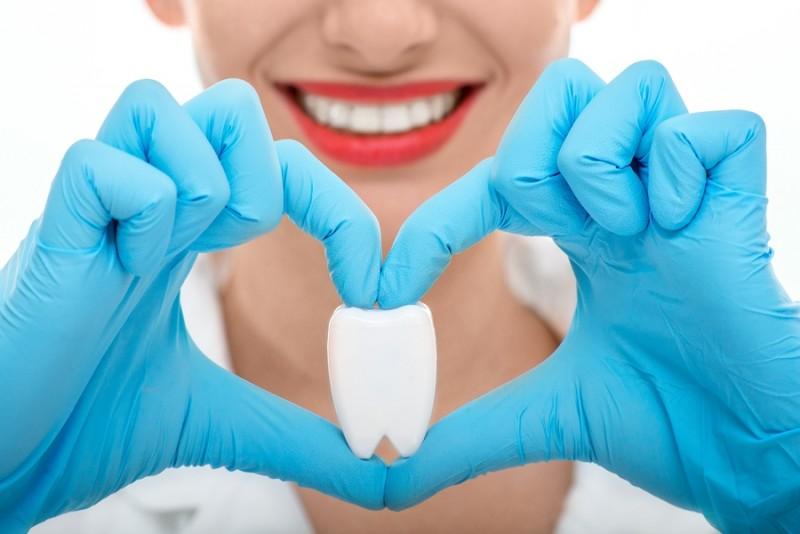 خواص هل ، جلوگیری از پوسیدگی دندان