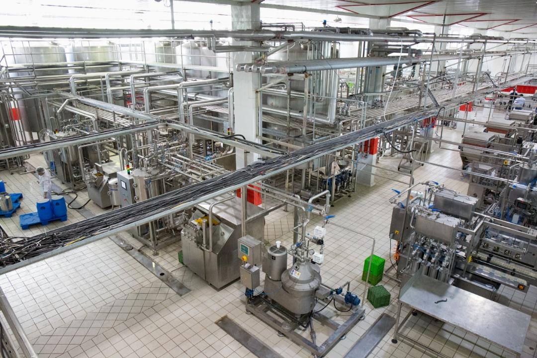 لبنیات بیساکو استفاده از پیشرفتهترین فنآوریها و سستمهای تمام مکانیزه تولید موادغذایی