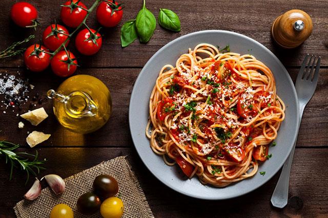 غذاهای ایتالیایی، طرز تهیه مرغ به سبک ایتالیایی