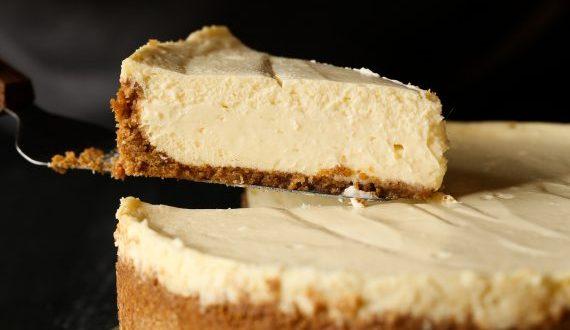 طرز تهیه چیز کیک برای 16 نفر