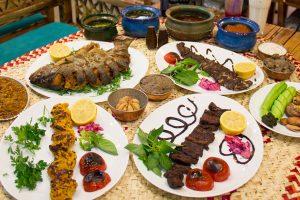 رستوران گیلانی بارکو تجربهای کم نظیر از غذای سنتی اصیل با عطر سبزی محلی