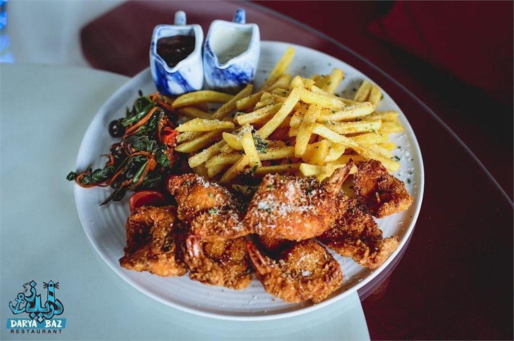 رستوران دریاباز