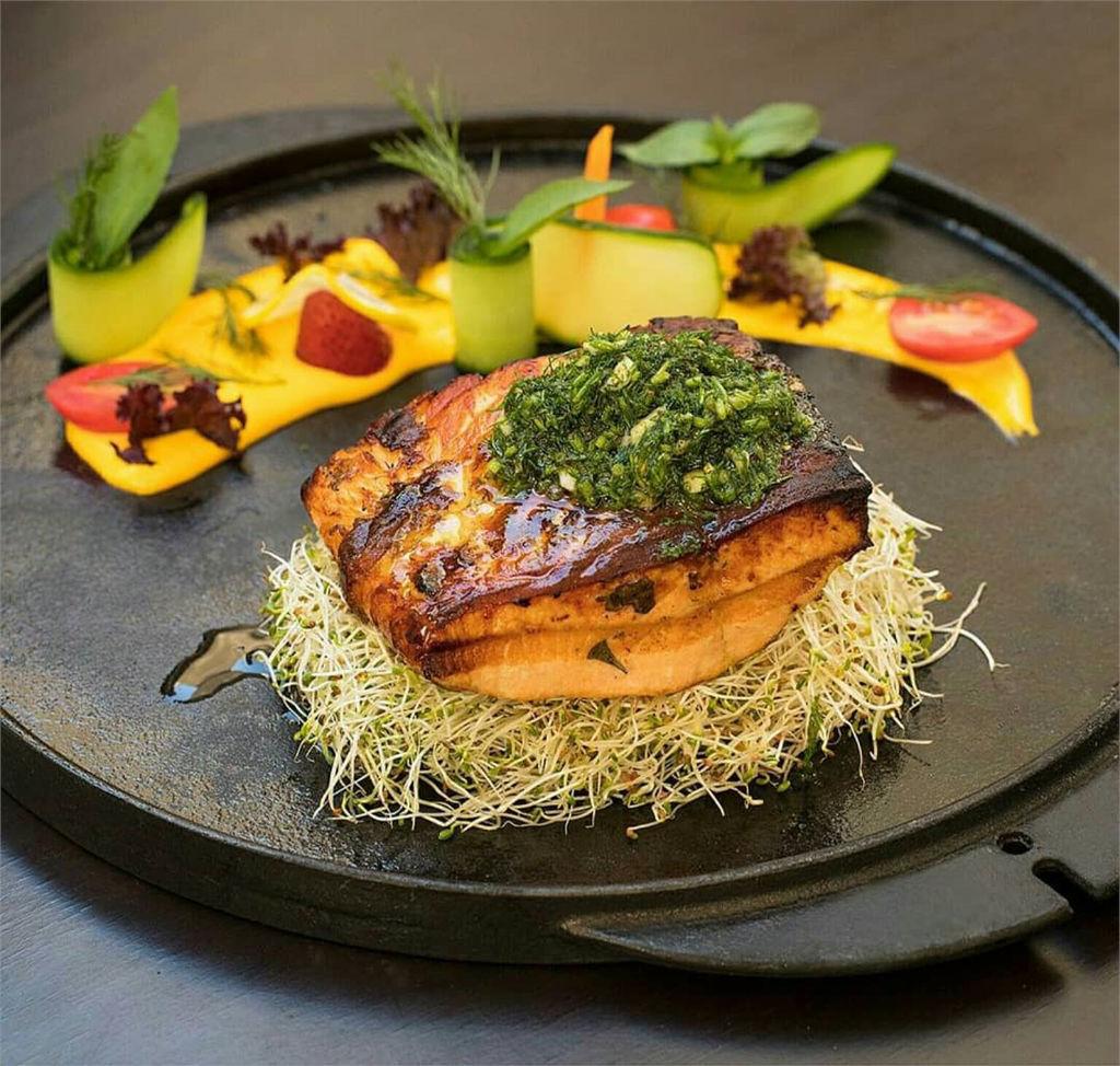 بهترین رستورانهای تهران با منو غذای فرانسوی - کاوانی