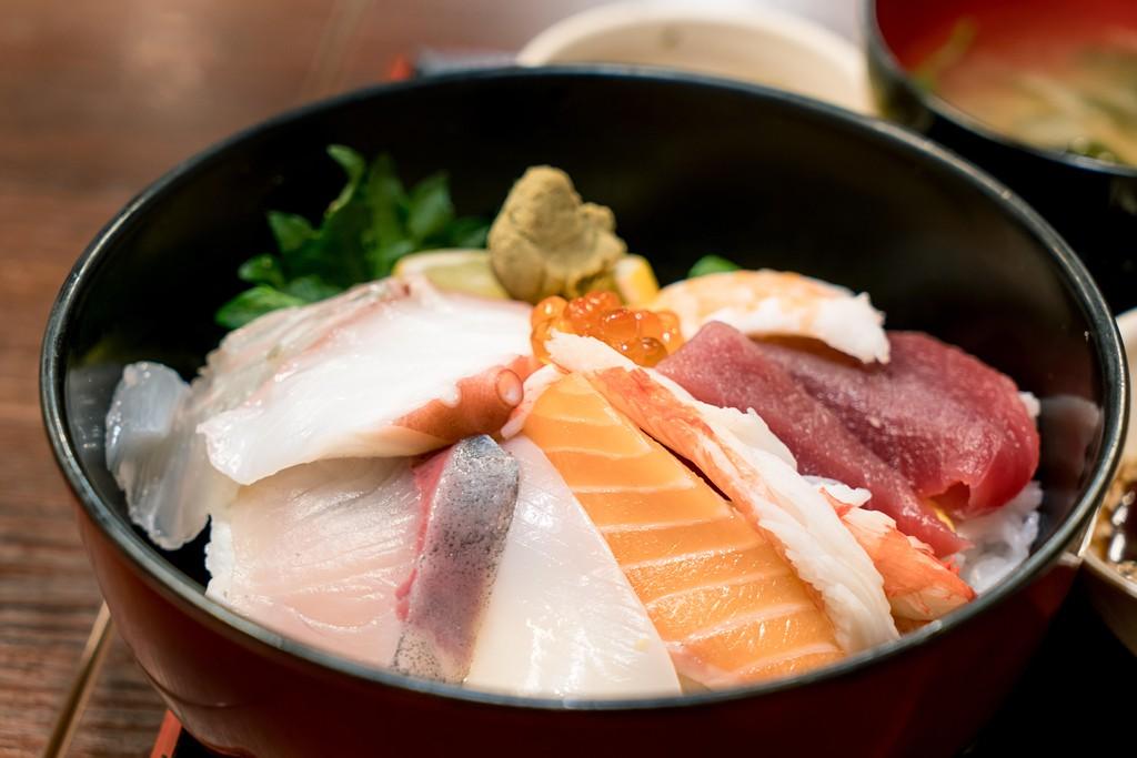 بهترین رستوران های تهران با منو غذای ژاپنی - ساشیمی