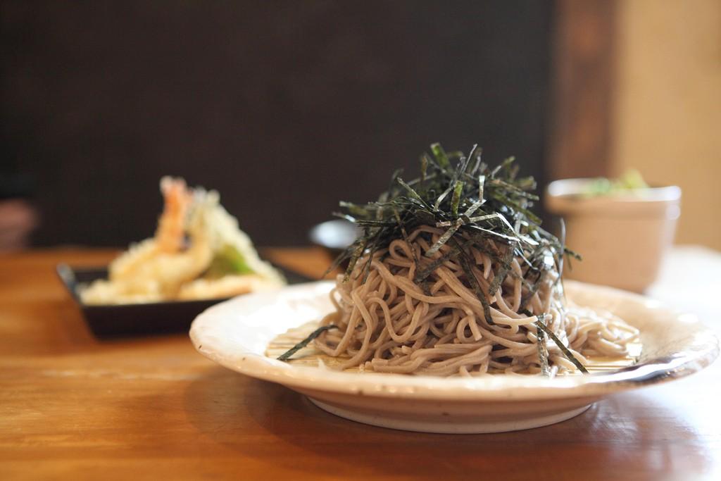 بهترین رستوران های تهران با منو غذای ژاپنی - سوبا