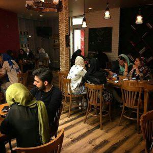 کافه رستوران استاتیرا