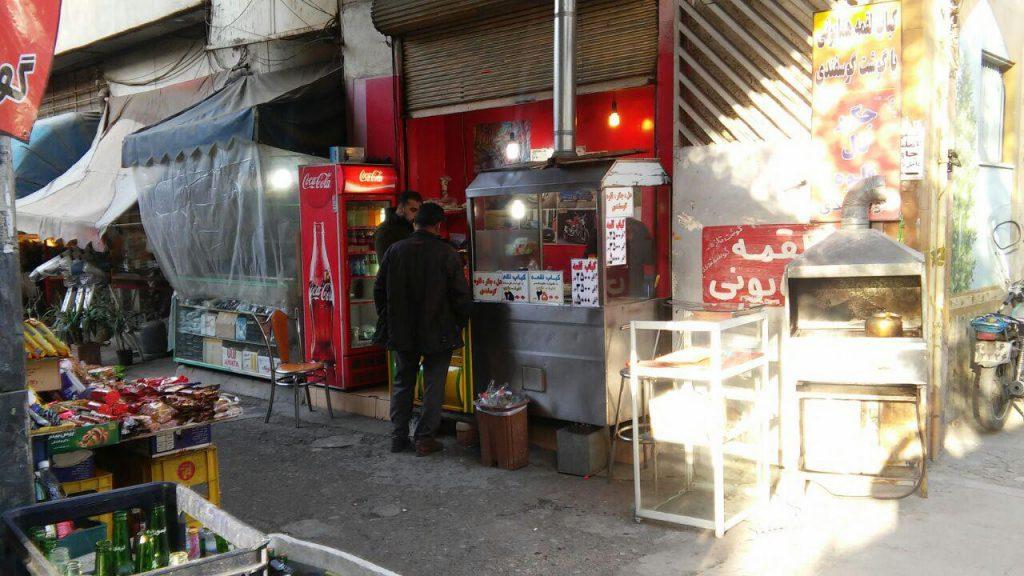 غذاهای خیابانی