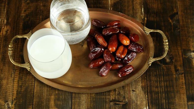 شیر خرما Dates & Milk