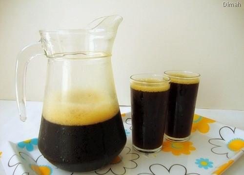 شیرین بیان یا ارک سوس Liquorice drink, or Erk sous